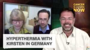 kirsten karle in Germany having Hyperthermia