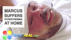 Marcus Suffers Hyperthermia @ Home